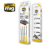 Ammo of MiG - Starter Brush Set