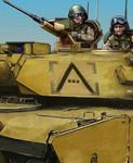 DearthCo - M1A1 Abrams MBT