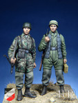 FeR Miniatures - German Fallschirmjägers, Early War Set