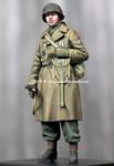 Alpine Miniatures - WW2 US Infantry, Winter