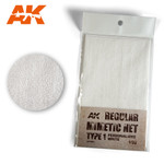 AK Interactive - Camouflage Net Type 1 White