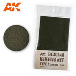 AK Interactive - Camouflage Net Type 1 Green