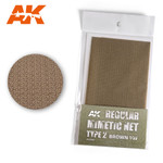 AK Interactive - Camouflage Net Type 2 Brown