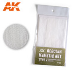 AK Interactive - Camouflage Net Type 2 White