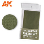 AK Interactive - Camouflage Net Type 2 Field Green