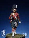 FeR Miniatures - Officer, 93rd Regiment Sutherland Highlanders, 1854