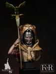 FeR Miniatures - Aquilifer, Legio XX Valeria Victrix Britannia, AD 61