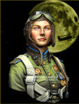 Young Miniatures - Night Witches, Soviet Night Bomber Regiment, WWII