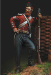 Benito Miniatures - 33rd Regiment of Foot, Sergeant, Crimea, 1854