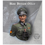 Scale 75 - Blaue Division Officer