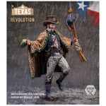 Scale 75 - Mississippi Volunteer, Seige of Bexar, 1835