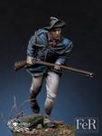 FeR Miniatures: Revolution: Liberty or Death - Morgan's Riflemen Boston, 1775