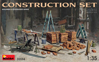 Miniart Models - Construction Set (Equipment & Tools)
