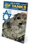 Ammo of MiG - How to Paint IDF Tanks