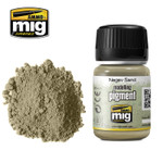 Ammo of Mig Pigments: Negrev Sand