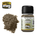 Ammo of MiG Pigments: City Dark Dust