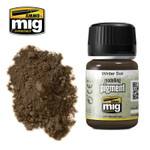 Ammo of MiG Pigments: Winter Soil