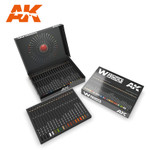 AK Interactive: Weathering Pencils - Watercolor Deluxe Edition Box Set