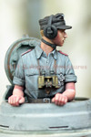 Alpine Miniatures - German Panzer Commander Summer #1