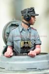 Alpine Miniatures - German Panzer Commander Summer #1