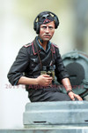 Alpine Miniatures - German Panzer Commander Summer #2
