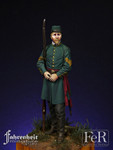FeR Miniatures - Sergeant, 5th Georgia Clinch Rifles, 1861