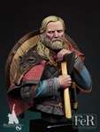 FeR Miniatures - Rollo, Duke of Normandy -SALE