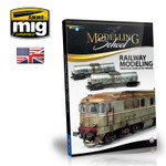 Ammo of MiG: Modeling School - Railway Modeling, Painting Realistic Trains