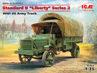 ICM Models - WWI US Standard B Liberty Series 2 Army Truck