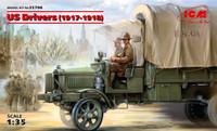 ICM Models - US Drivers, 1917-1918