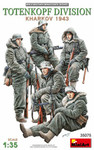 Miniart Models - Totenkopf Division Kharkov, 1943