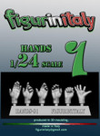 FigureinItaly Miniatures - Hands 1 (75mm)
