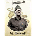 Dolman Miniatures - Lt. General Claire Lee Chennault