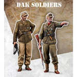 Scale 75 - DAK Soldiers (1/72)