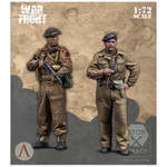 Scale 75 - British Troops (1/72)