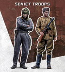 Scale 75 - Soviet Troops (1/72)