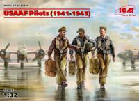 ICM Models - USAAF Pilots, 1941-45