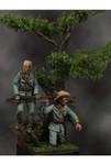 Benito Miniatures - Spanish Army, Philippines, 1896