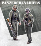 Scale 75 - Panzergrenadiers (1/48)