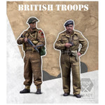 Scale 75 - British Troops (1/48)
