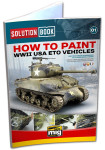 Ammo of MiG - How to: WWII American ETO Solution Book