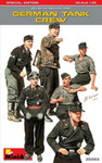 Miniart Models - German Tank Crew (6)