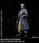 Rado Miniatures - The Lions of Cassino, NCO 1. F. J. Division, Italy, 1943-45
