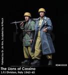 Rado Miniatures - The Lions of Cassino / 1. FJ Division, Italy 1943-45