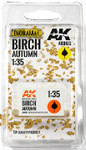 AK Interactive: Diorama Series - Birch Autumn Leaves