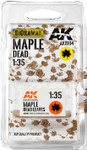 AK Interactive: Diorama Series -Maple Dead Leaves