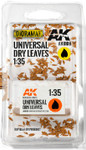 AK Interactive: Diorama Series - Universal Dry Leaves