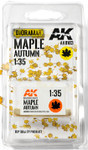 AK Interactive: Diorama Series - Maple Autumn Leaves