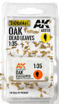 AK Interactive: Diorama Series - Oak Dead Leaves