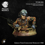 Pegaso Models - German Tiger Commander, Normandy 1944